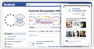 Integracja z Facebookeim w eduCMS